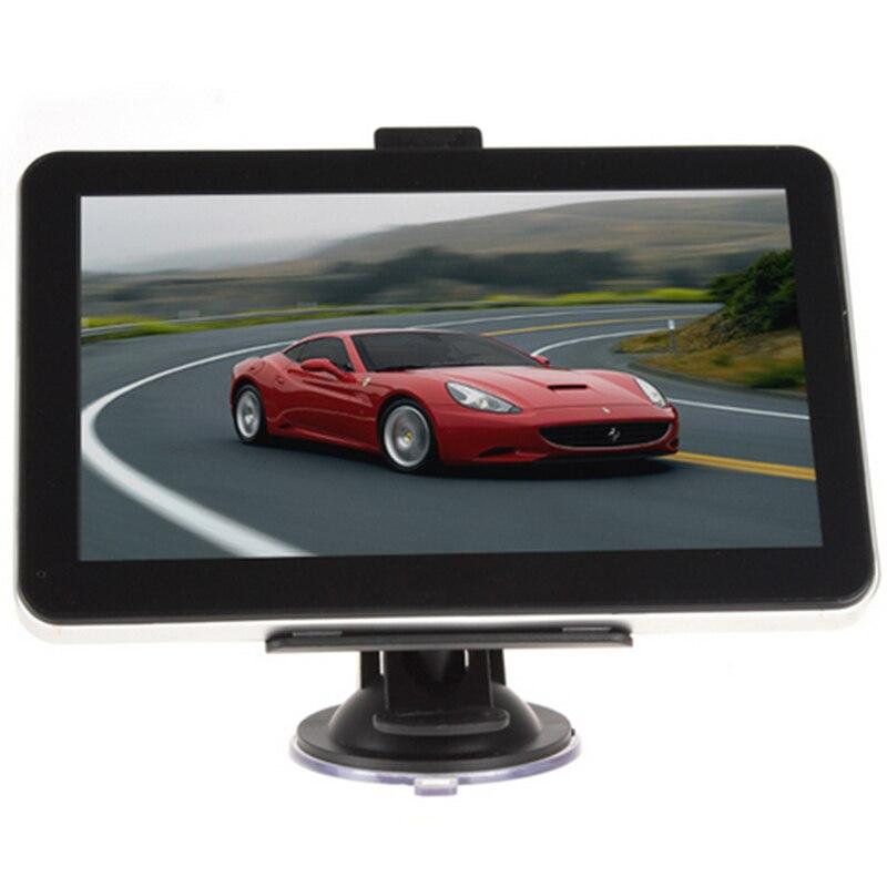 Coche Universal 7 pulgadas 8GB navegación GPS Universal con Australia Maps navegador GPS portátil externo/navegador de coche #704 Quad core Android 8,1 para HYUNDAI IX45 SantaFe 2013, 2014, 2015, 2016, 2017 Multimedia estéreo reproductor de DVD del coche de navegación GPS Radio