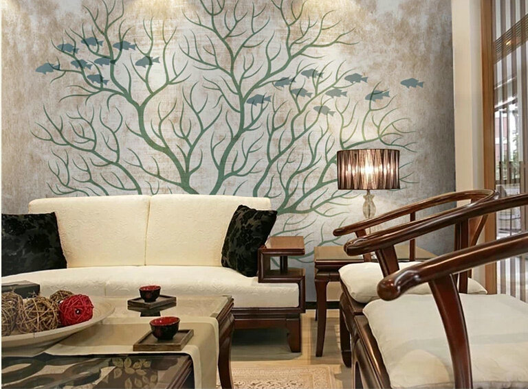 Forest Wallpaper Bedroom - ✓ HD Wallpapers Blog