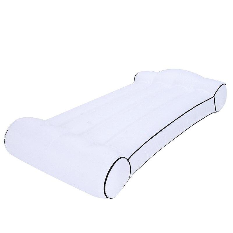 Sac de compréhension de hamac de sac de couchage gonflable en Nylon léger/simple d'entrée d'air/bouche pour le Camping - 5