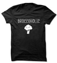 """""""Broccoholic"""" Unisex T-shirt"""
