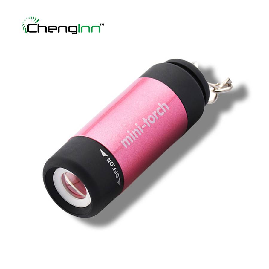 Usb Rechargeable Flashlight Torch Zoom 5 Mode Convoy Powerful 1000lm