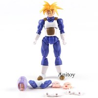 SHF Figuarts Dragon Ball Z Trunks Super Saiyan Figure Action PVC Collectible Model Toy