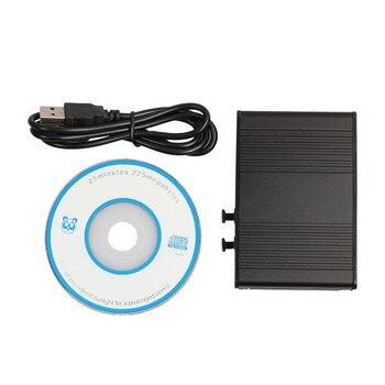 2018 Professional USB звуковая карта 6 Каналов 5,1 оптический внешний конвертер аудиокарты CM6206 чипсет для ноутбука Desktop
