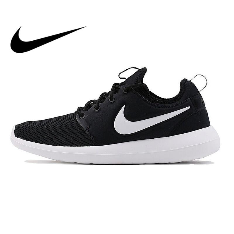 official photos fe561 5f267 Originale Autentico NIKE ROSHE DUE uomini Runningg Scarpe Sneakers  Traspirante Nike Scarpe Da Uomo Confortevole Resistente