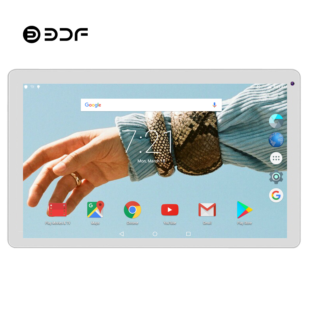 BDF Tablet 10 Inch Android 5 1 Tablet Pc 1GB 32GB Quad Core 1024 600 Android