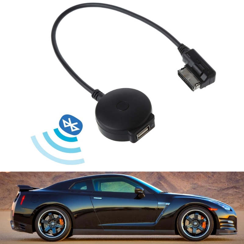 AMI MMI MDI Wireless Bluetooth Adapter USB Stick MP3 For Audi A3 A4 A6 Q7 After 2010 in Bluetooth Car Kit from Automobiles Motorcycles