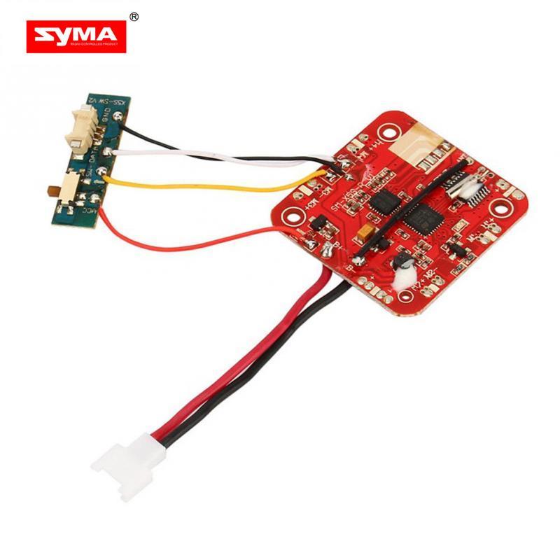SYMA X5SC X5SW axes aéronefs PCB Récepteur Conseil télécommande UAV 10 RC Hélicoptère Quadcopter Drone carte mère Pièces De Rechange