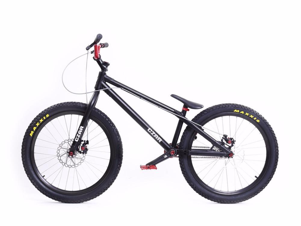 Newest Original ECHOBIKE CZAR 24 Inch Street Trials Bike ECHO KOXX BMX KOXX Try-All Rockman Inspired Danny MacAskill