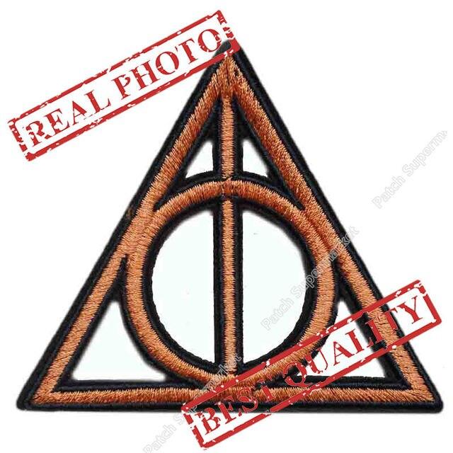 High Quality Harry Potter Deathly Hallows Symbol Crest Emblem