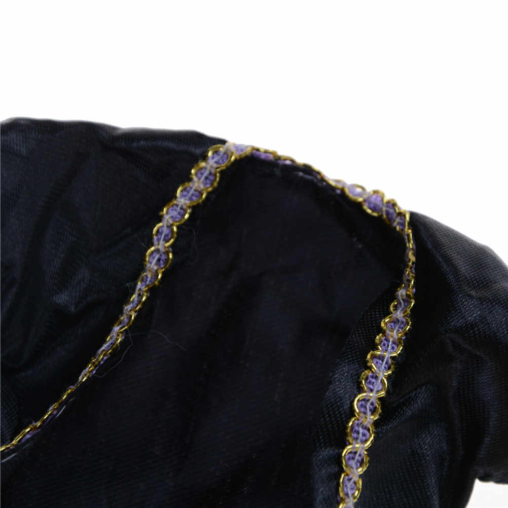 """Coscoxx 1 компл. черный clвечерние or партии смокинг одежда брюки для девочек наряд 11 """"парень Кэн куклы дети подарок на день рождения"""
