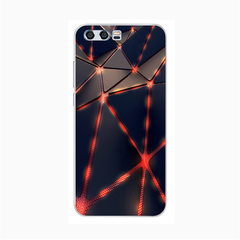 Image 2 - For Huawei Honor 9 Case Soft Silicone TPU Back Cover For Huawei Honor 9 Phone Cases 3D Cute Cat Shell For Honor 9 Lite Case Bags-in Fitted Cases from Cellphones & Telecommunications
