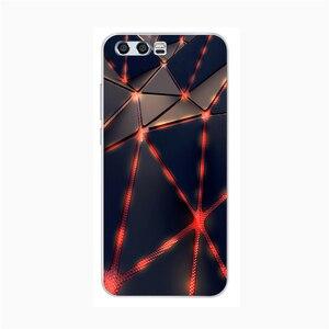 Image 2 - Voor Huawei Honor 9 Case Zachte Siliconen TPU Back Cover Voor Huawei Honor 9 Telefoon Gevallen 3D Leuke Kat Shell voor Honor 9 Lite Case Tassen