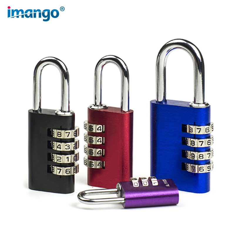 Honest 2xtsa Approve Luggage Travel Suitcase Bag Lock 3 Digit Combination Padlock Reset Factory Direct Selling Price Access Control Equipment Travel Accessories