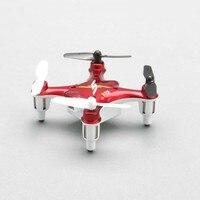 Syma X12 Nano 6 Axis 4CH RC Mini RTF UFO Quadcopter Red 2 4G Transmitter