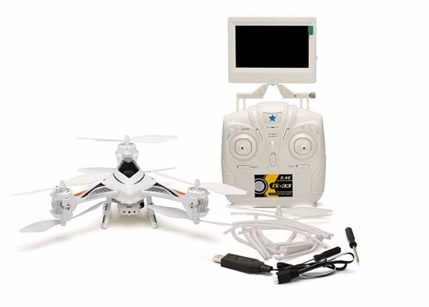Cheerson CX 33S CX33S 1 0MP HD Camera 5 8G FPV With High Hold Mode RC