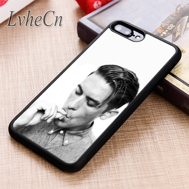 LvheCn G EAZY BACKWOOD phone Case cover For iPhone 6 6S 7 8 X XR XS max 5 5S  SE Samsung Galaxy S5 S6 S7 edge S8 S9 Plus-in Fitted Cases from ... 03b2e305e9c5