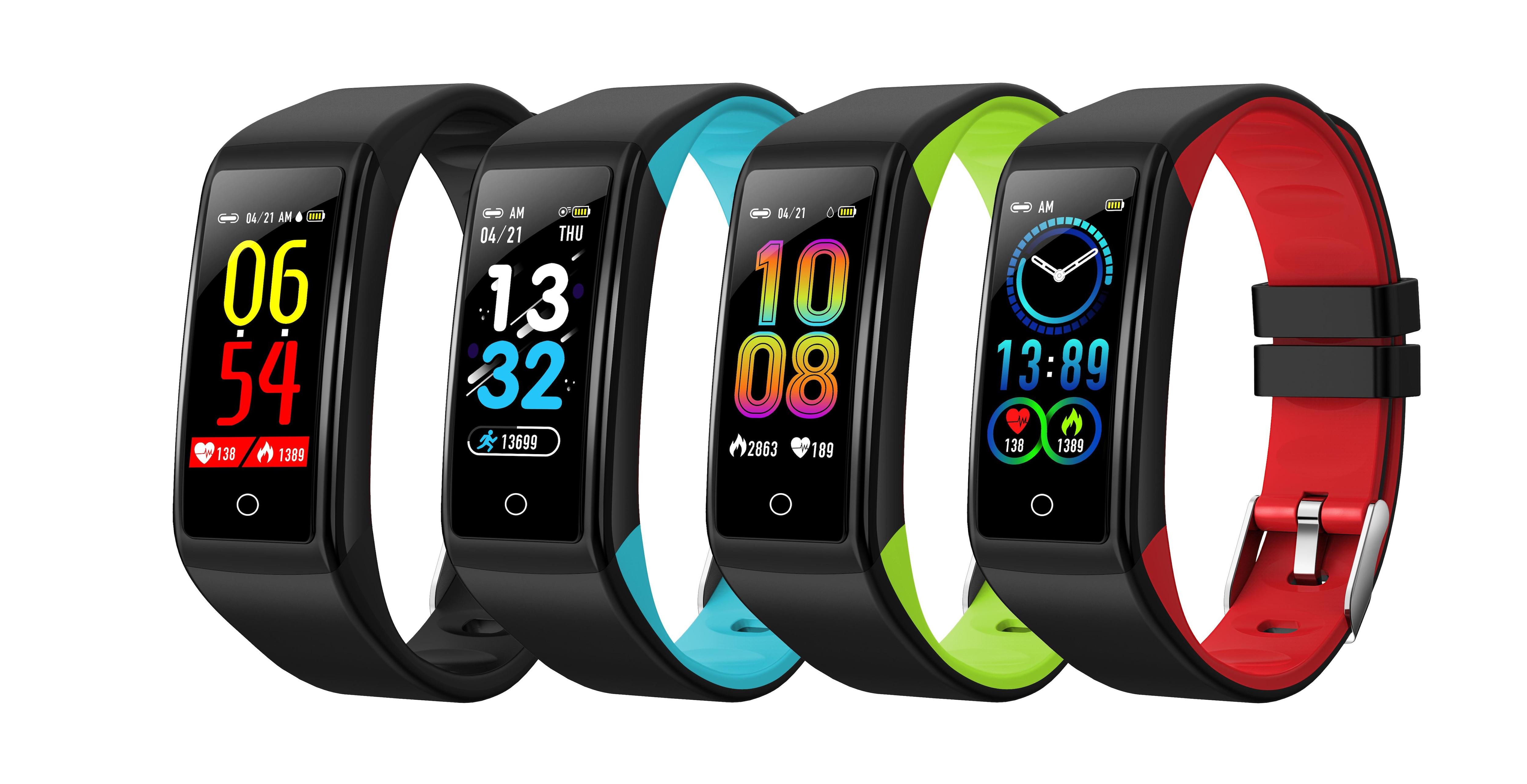 Monitor de Freqüência Rastreador de Fitness à Prova Relógio para Ios Inteligente Pulseira Pedômetro Cardíaca Smartband Atividade d' Água Homens Android h3