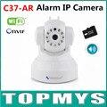 Vstarcam ip-камера PT C37-AR 720 P HD CCTV ip-камера Ip-камера для использования ГАЗА Dector, Детектор Дыма, Датчик двери, ПИР Детектор