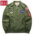 Street Fashion Bomber Jacket Brand Men Hip Hop Badge Designs Pilot Harajuku Jacket Coat MA01 Men's Jackets Flight 5XL 6XL X499