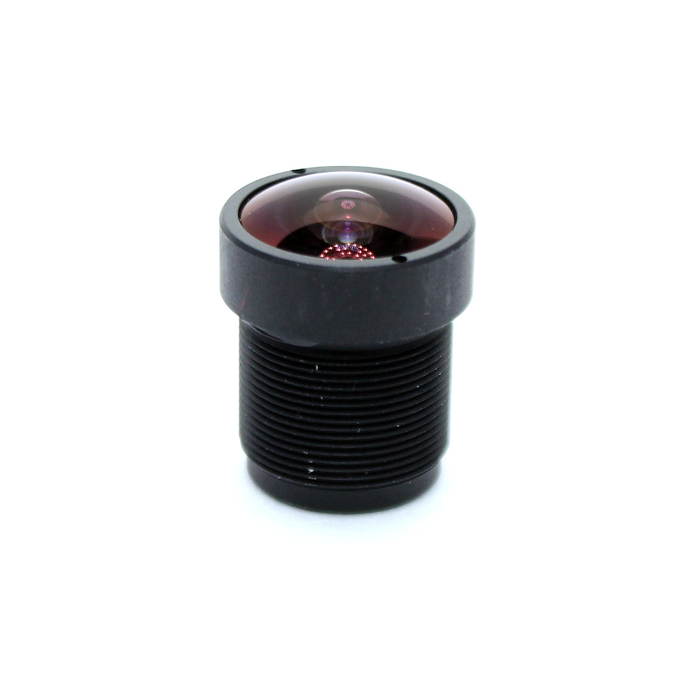 5Pieces 2.1mm Lens 2MegaPixel 150 Degree MTV M12 x 0.5 Mount Infrared Night Vision Wide Angle CCTV Lens For Security Camera 1 3 sharp cctv m12 2 1mm pinhole board camera wide angle lens 150 degree f2 0