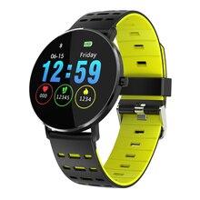 L6 Thinner Full Screen Touch Smart Watch IP68 Waterproof Blood Oxygen Multiple Sports Mode Watch Face 250Mah Fitness Bracelet p3