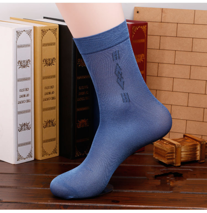 5pairs/lot Summer Autumn Mens Socks Thin Fashion Male Sock Adult Cool Socks