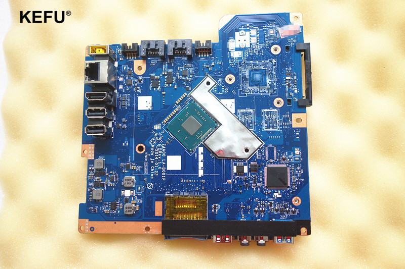 цена high quality suitable For Lenovo C260 AIO Laptop ZAA00 LA-B001P system motherboard c260