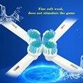 4 Unids EB 17 SB-17A cepillo de Dientes Eléctrico Jefes Reemplazo Vitality Precision Para Oral-b Higiene Cuidado de Dientes Eléctrico Limpio cepillo