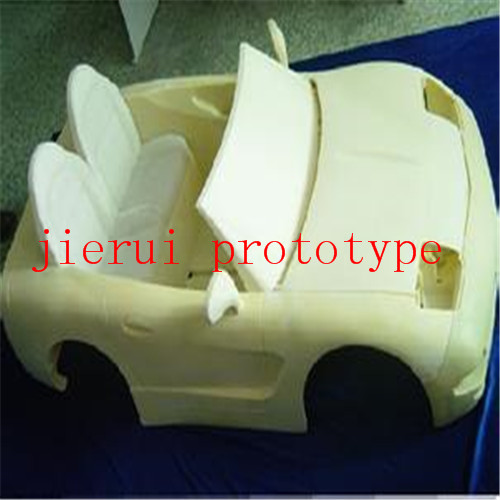 CNC Toy Car Mockup Making in China 3D printing david ownby vincent goossaert ji zhe making saints in modern china