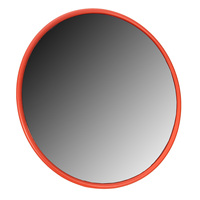 NEW Safurance 30 Cm Wide Angle Security Curved Convex Road Mirror Traffic Driveway Traffic Signal Roadway