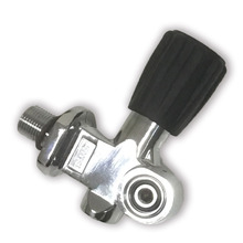AC951 Acecare SCUBA/Diving/Oxygen/Air Tank/Cylinder/Equipment Head Valve G/8 M18*1.5 for Diving Arpon Underwater Hunting