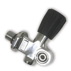 Image 1 - AC951 Acecare SCUBA/Tauchen/Sauerstoff/Air Tank/Zylinder/Ausrüstung Kopf Ventil G/8 M18 * 1,5 für Tauchen Arpon Unterwasser Jagd