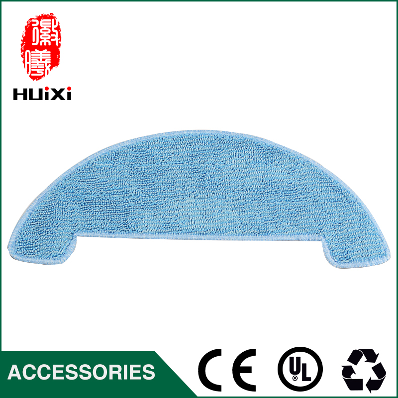 1pcs Clean Dishrag High-efficiency Mop Cloth for Vacuum Cleaner Parts for CEN550 CEN663 to House Clean