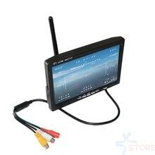 7 дюймов для монитора с видом от первого лица 5,8 ГГц 40CH приемник TS5828L 600 мВт Передатчик 1000TVL Камера передачи изображения для удаленного Управление FPV Системы