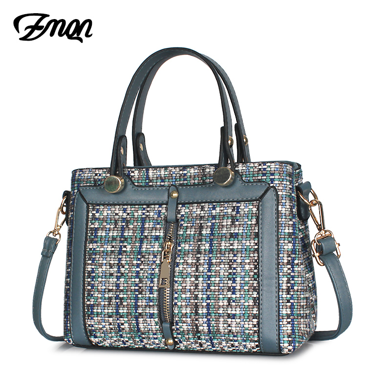 ZMQN 2019 Fashion Crossbody Bag For Girls Luxury Handbags Women Bags Designer Small Shoulder Bag Female Famous Brand Bolsas A819