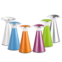 2X Creative fashion bar table LED lamp table lamp small night light lamp mushroom Romantic angel atmosphere