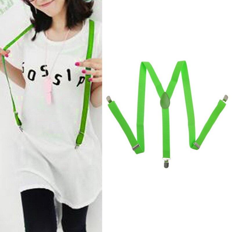 Spider Web Halloween Adjustable Braces Suspenders Mens Womens Fancy Dress 2.5cm