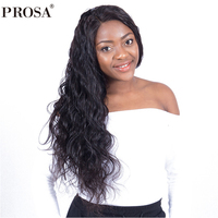 Pre Plucked Full Lace Human Hair Wigs With Baby Body Wave Brazilian Full Lace Wig Bleached Knots Natural Hair Prosa Remy