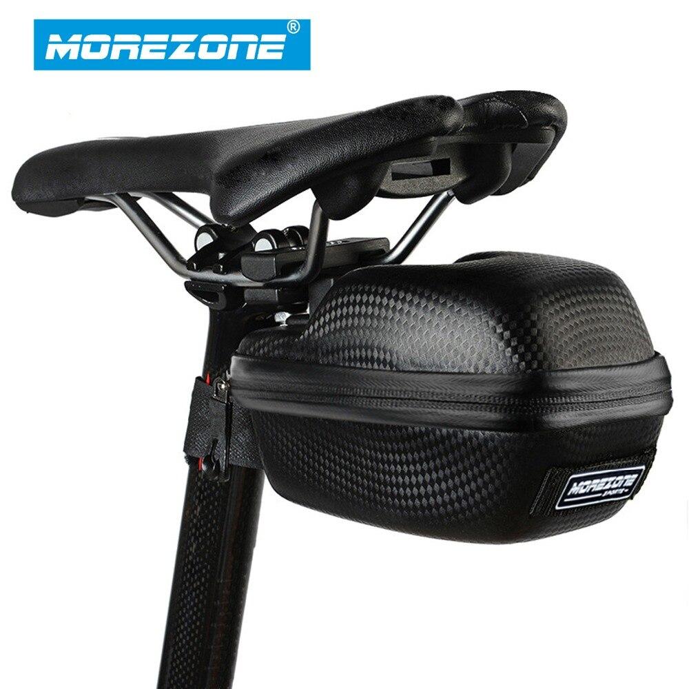 MOREZONE Road Bike Saddle Bag MTB Mountain Bicycle Seat ...