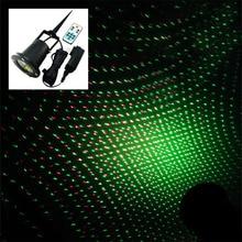 Outdoor Lawn Light Sky Star Laser projector Led Stage Lamps Waterproof Spotlight Light Shower Landscape Garden Lights 110V 220V