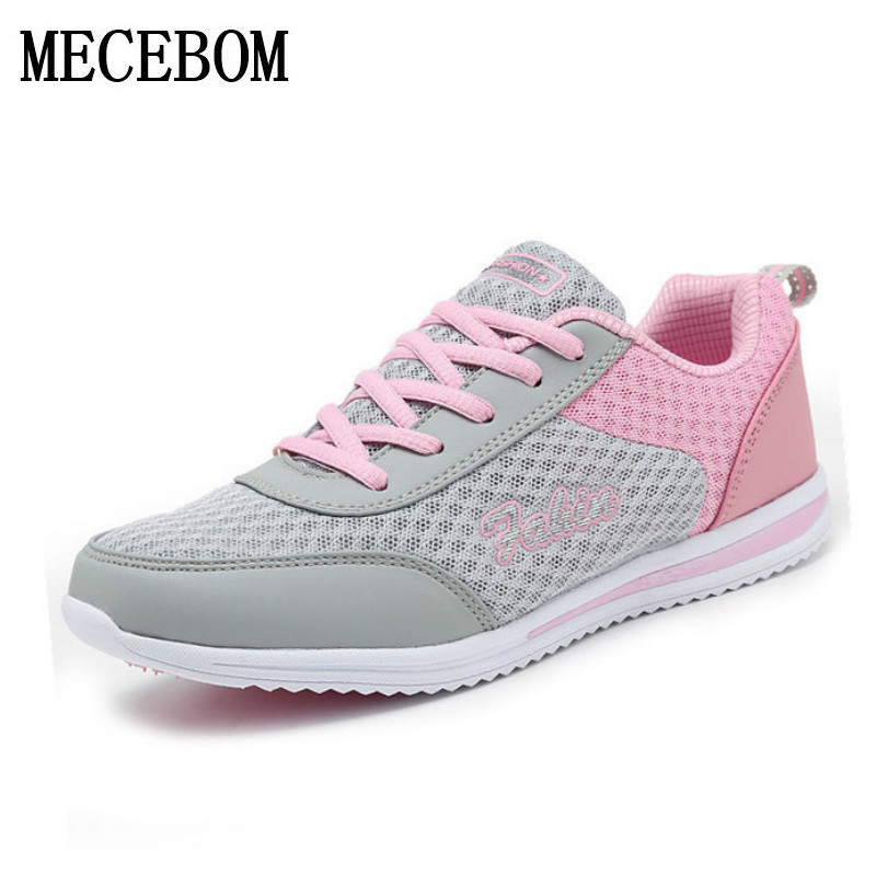 2018 New Summer Zapato Women Breathable Mesh Zapatillas Shoes For Women Network Soft Casual Shoes Wild Flats Casual 958W 2017 new summer zapato women breathable mesh zapatillas shoes for women network soft casual shoes wild flats casual shoes