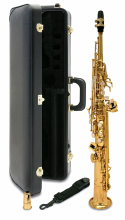 High-quality 901 Soprano Saxophone one treble straight sax free shipping