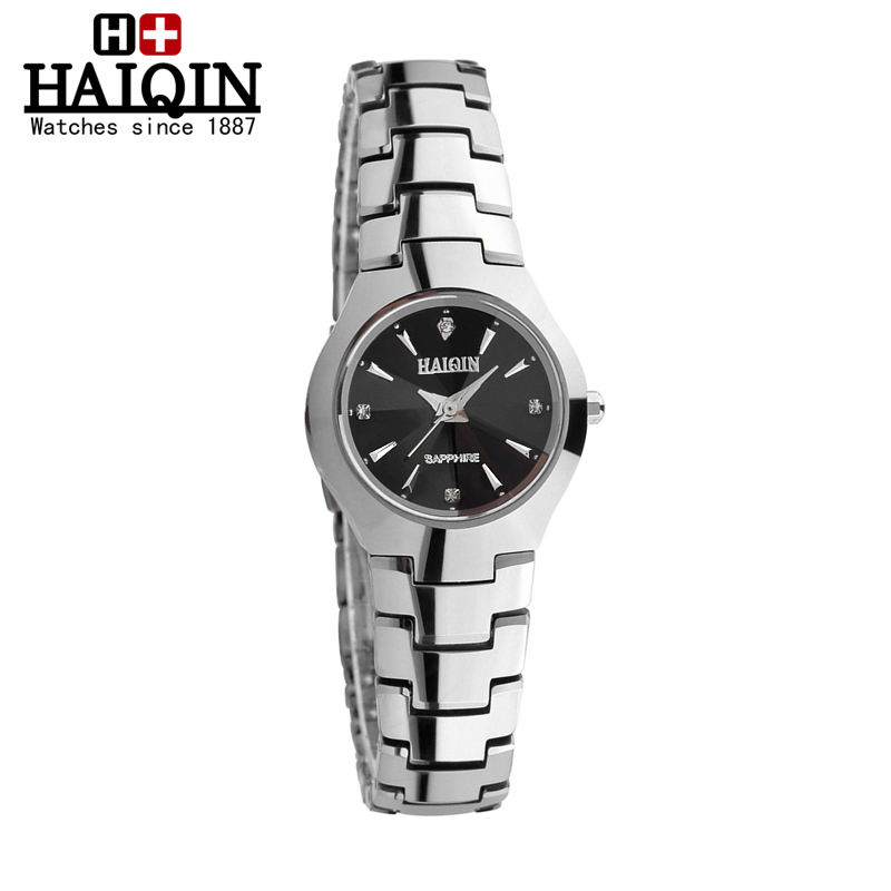 2017 Top Brand Luxury HAIQIN Women Watches Cute Fashion Girl Elegant Ladies Clock Waterproof Quartz Watch Relogio Feminino