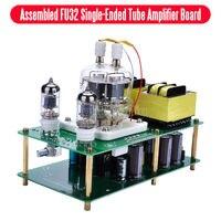 Douk Audio Dernière APPJ Assemblé FU32 Single-Ended Classe A Tube Amplificateur Audio Power Amp Conseil HiFi Bricoleur Livraison gratuite