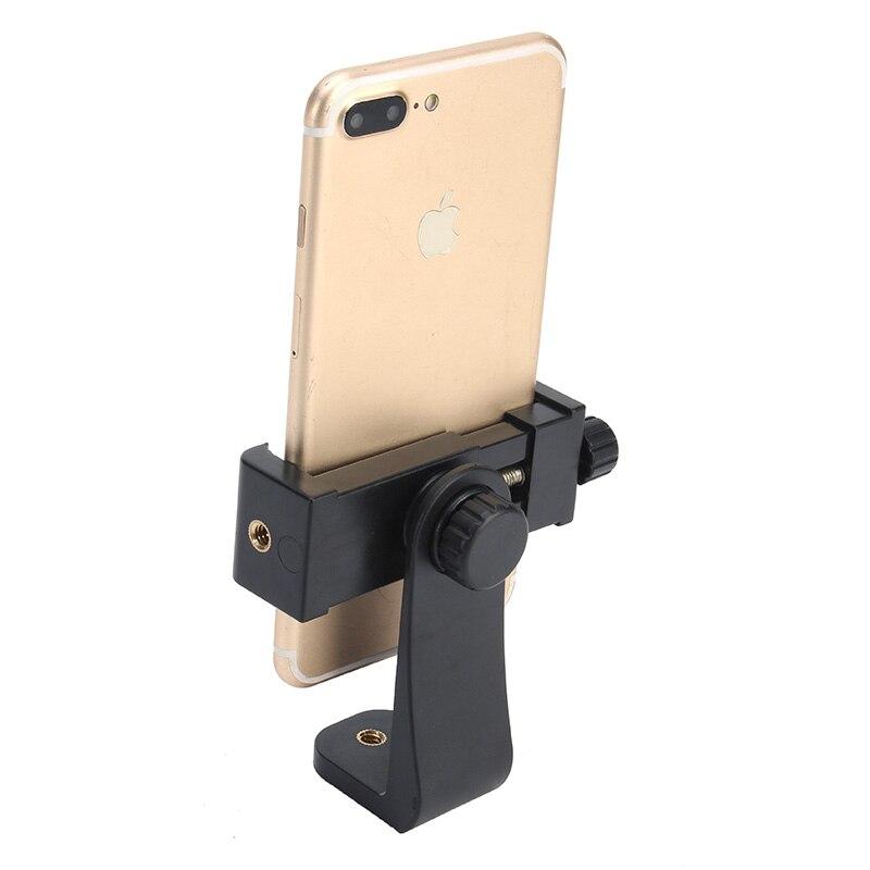 Tripod Mount/Cell Phone Clipper Vertical Bracket