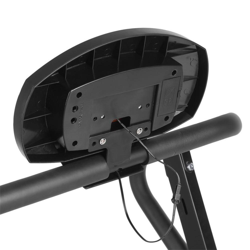2018 Électrique Tapis Roulant Pour maison Équipements de Remise En Forme Pour la Perte de Poids Équipement D'exercice Machine En Marche Fitness Machine En Marche - 4