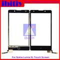 Высокое Качество 5.0 дюймов Для Nokia Lumia XL RM-1030 RM-1042 Touch Screen Digitizer Сенсорная Панель Переднее Стекло Объектива Бесплатная Доставка