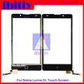 High Quality 5.0 inch For Nokia Lumia XL RM-1030 RM-1042 Touch Screen Digitizer Sensor Panel Front Glass Lens Free Shipping