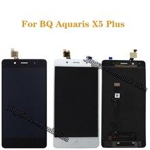Cho BQ Aquaris X5 cộng với LCD hiển thị thay thế cho BQ X5 Cộng Với cao chất lượng hiển thị LCD và màn hình cảm ứng gắn kit + công cụ