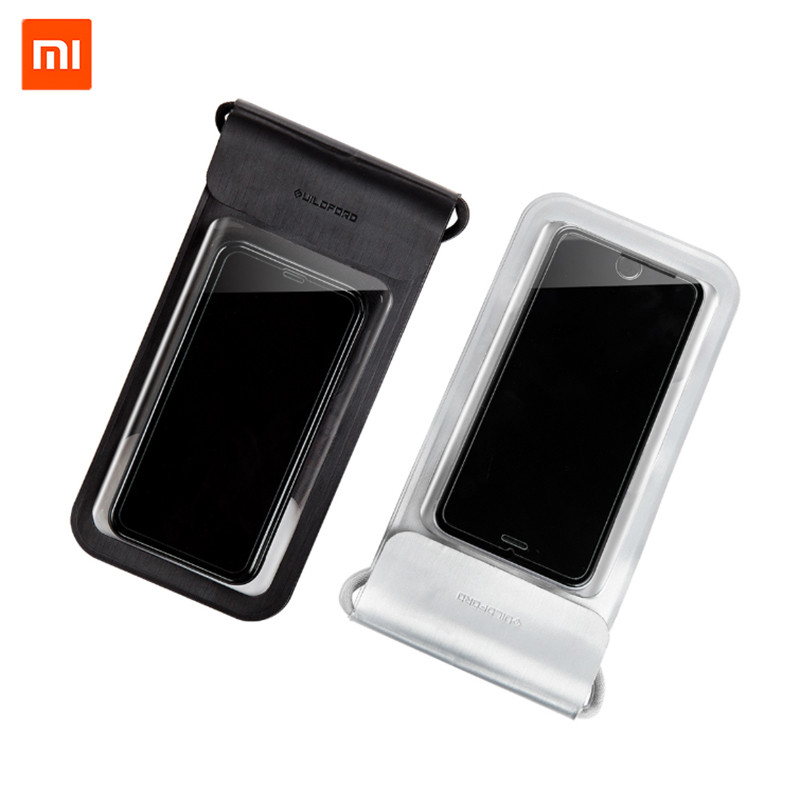 font b Xiaomi b font Guildford Waterproof Bag Diving Rafting Sealed Pouch Cellphone Bag Dry